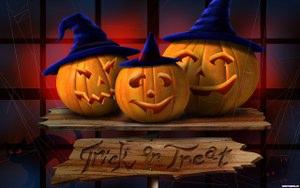 Halloweenwall